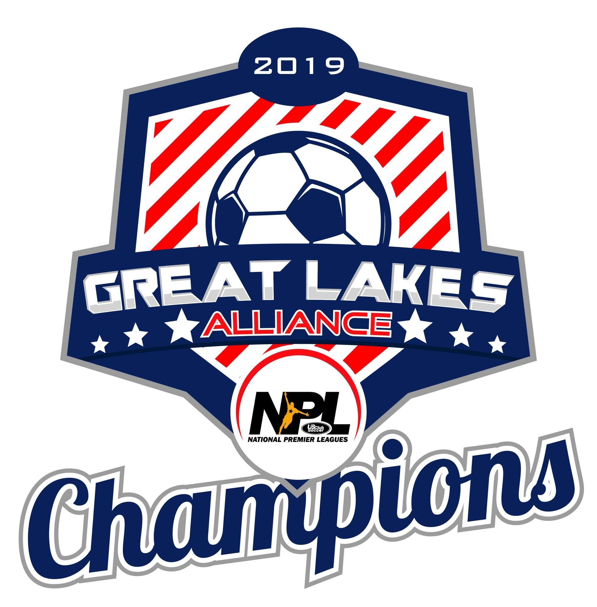 League Champion Logo